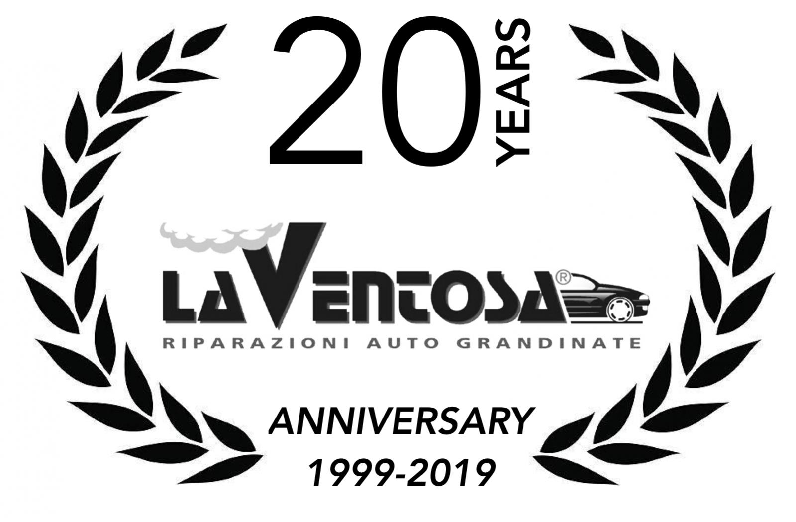 anniversario 20 anni